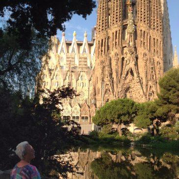 Mijn eerste blog vanuit Barcelona